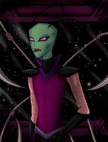 Invader Zim by HerzyDIshtar