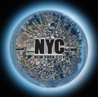 If NYC was a planet..... by wreck-photography