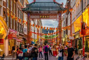 China Town 071438 by meriwani