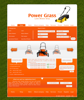 Power Grass Dsg by xXxQkaxXx