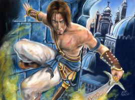 Prince Of Persia - Sands Of Time by Aspi-Galou