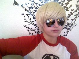 Dave Strider by SnowFallAtTwilight
