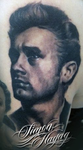 James Dean Tattoo by simonhayag