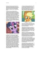 Artist Confesses Love For Pony Princess - Page 2 by ManyardButler