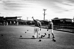 Outdoor Bowling by sayra