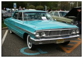 64 Ford Galaxy by ashleytheHUNTER