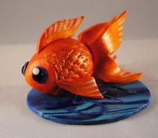 Goldfish by ApostacyArt
