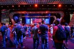 Gamescom Riot hall 8 by Wunderling
