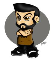 Chibi Gio by Giotronic