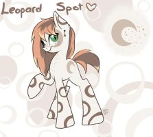 Adoptable: Leopard Spot //Auction SOLD by Drawing-Heart