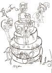 Rosario+Vampire Birthday Card by logfangirl1234