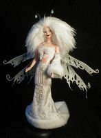 Shalizeh -The Snow Queen Fairy by jardan