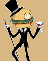 Mayor McCheese by LemonOrchid