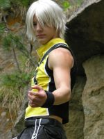 Riku - Follow me Sora by Zack-Fair-7