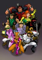 X-Force by xcub