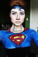 SuperMan (two) by MadeULookbylex