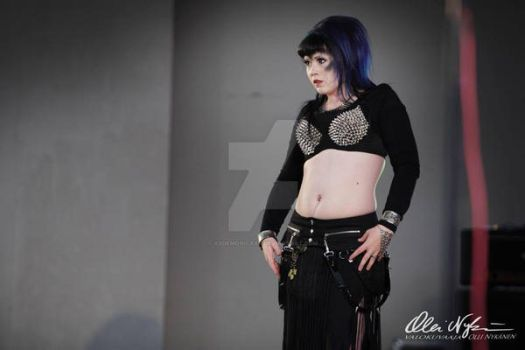 Metal Belly Dance by xXDemonicaXx