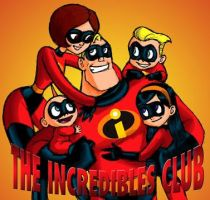 The Incredibles Club ID by Incredibles-club