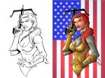 Scarlett inks and color by Dany-Morales