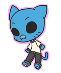 gumball by queenofdavekat