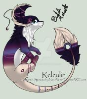 Young Relculin Adoptable ~ 3 by BiahAdopts