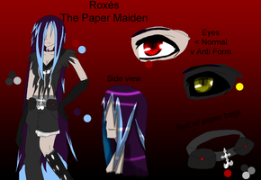 Roxes Reference by gaveZexionmyHeart