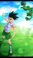 Gon by the103orjagrat