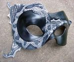 Ouroboros Mask, watersnake by merimask