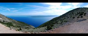 Cres Panorama by MishaART