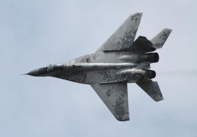 Mikoyan-Gurevich MiG-29AS Slovakia - Air Force by PlaneSpotterJanB