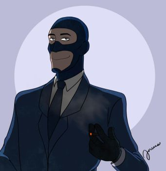 Spy by strahldelune