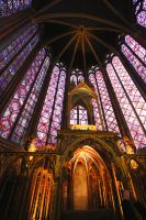 Sainte Chapelle 10 by spacemaker94