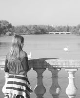girl looking at life by rachael7