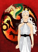 Fire and Blood by BethMaurer