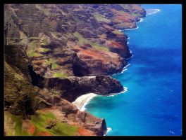 Napali Coast 2 by black-heroin