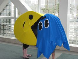 AX10 PACMAN Fever by skullmunky