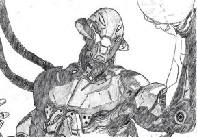 Ultron by Magribb