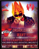 Orgs Want You Poster by hanzojr
