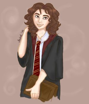 Hermione by Anxbel