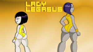 Lady Legasus Background by SB99stuff