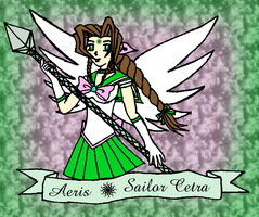 Eternal Sailor Cetra by ChibiMai