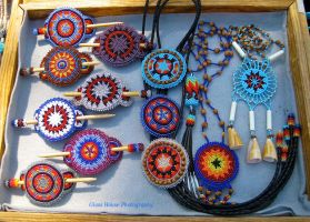 Native American Beaded Crafts by GlassHouse-1