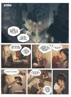 Fabulas of Aram page 1 by andersonmahanski