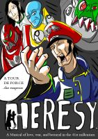 HERESY - the musical by al-saqr