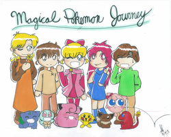 Magical Pokemon Journey by Gee-94