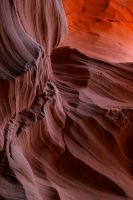 Antelope Canyon by Oaken-shield