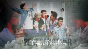 One Direction Wallaper - Best Song Ever by lovidation