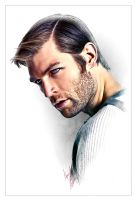 Liam Mcintyre by kenernest63a