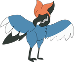[ PKMNATION ] Flappers | Level 6 by Cherry-Vale