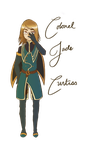 TOTA: Jade Curtiss by zeldaadicXD